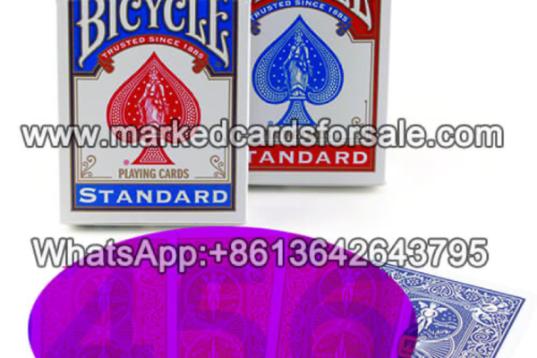 professional quality marked cards with invisible ink